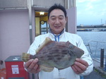 夢の島釣果 カワハギ.JPG